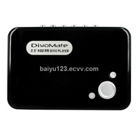 2.5 SATA/IDE HDD Player Diyomate HP3625HD