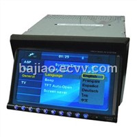 Touch Screen Car DVD Player (DVD7243GB)
