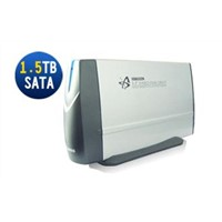 3.5 inch SATA/IDE Double Interfaces HDD Enclosure