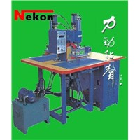 5KW-10KW Double-Head Oil Hydraulic Foot-Operated High-Frequency Welding Machine