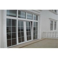 Aluminum Sliding Top-Tilting Doors
