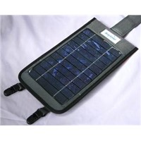 Backpack Solar Charger for Mobile Phone