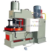 CNC Hydraulic Angle Steel Cutting Machine