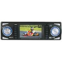 Car DVD Player with 3inch TFT Touchscreen, SD, 4x35Watts, GPS Optional (DVD-130)