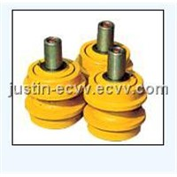 Carrier roller for D155