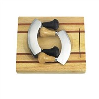 2 Pcs Choppers with Cutting Board (CB-02)