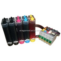 Continuous Ink System for Epson Workforce30 / C120