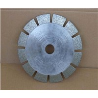 Diamond Slotted Saw Blade (D180)