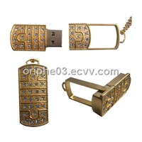 Diamond USB Flash Drive (USN053)
