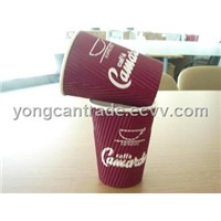 Disposable Ripple/Corrugated Paper Cup