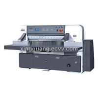 Double Guide Rail Lcd Series Paper Cutting Machine