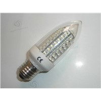 E27 Base Candelabra Style LED Light Bulb