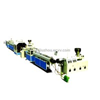 Extrusion Line for PVC Fiber Reinforced Hose