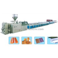 Extrusion Line for UPVC Windows