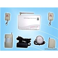 Wireless GSM Home Alarm with Sensors G10H