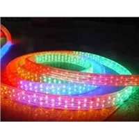 LED 5 Wires Flat Rope Light