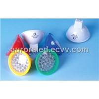 LED Lamp  Plastic Cup