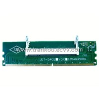 Laptop DDR2 RAM To Desktop Use Adapter