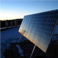 Mono/Poly-crystalline solar panel