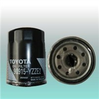 Oil filters for Toyota (90915-YZZE2)