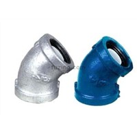 PP-Lined Cast Iron Fittings