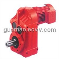 Parallel-Shaft Helical Gear Reducer