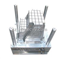 Plastic chair injection mould tooling