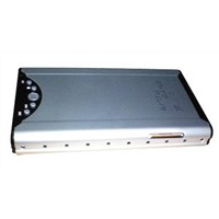 Portable HDD Media Player
