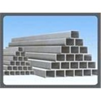 Stainless Seamless Steel rectangular pipe