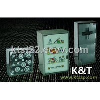 Stainless Steel Medicine Kit (KT-YXXL)