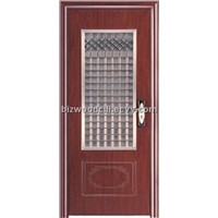 Steel Security Door (clw005)