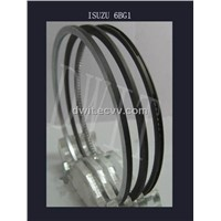 Isuzu Piston Ring (6BG1)