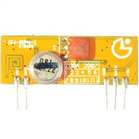 Superheterodyne RF Receiver Module with -112dBm Sensitivity (GW-R9A-1)