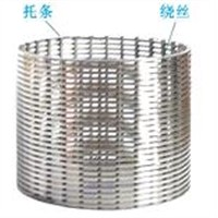 Wedged Wire filter Screen