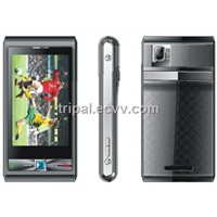 Dual SIM Card Dual Standby TV Mobile (MP-YTU09)
