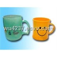 Tea set mould
