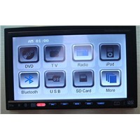 Two Din Car DVD Player (DVD-170)