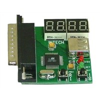 USB+LPT Port 4 Bits Diagnostic Post Card