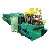Unlimited Length Ridge Tile Machine