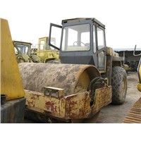 Used road roller of BOMAG-BW219D