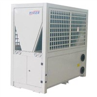 air cooled chiller/heat pump modular