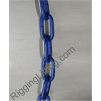 alloy lashing chain g80 long link