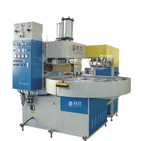 Automatic Turntable High Frequency Weld and Cutting Machine