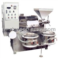 Automatic Type Oil Press Machine
