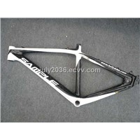 Carbon Sample Frame (FB-FM016 White)