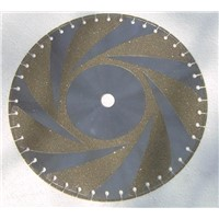 Electroplated Diamond Cutting Discs (SKH 40-400)