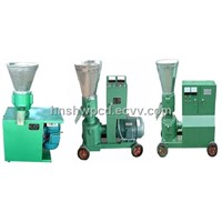 Flat Die Pellet Mill for Animal Feedstuff and Wood Fuel