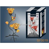 Flower Metal Candle Stand (SF0019)