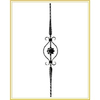 Forged Steel Balusters