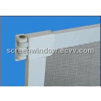 Hinged Screen Door Part Show